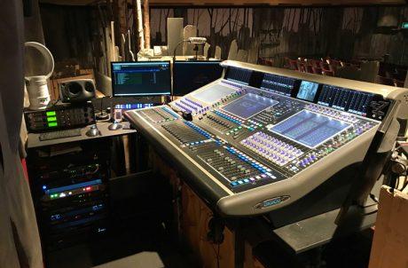 7 SD7 Quantum για τη Stage Sound Services