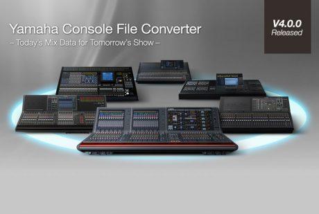 Yamaha Console File Converter