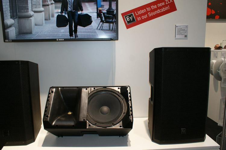 ZLX: Το μεγάλο λανσάρισμα της Electro-Voice