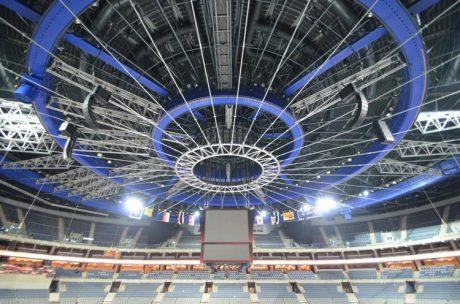 Η O2 Arena της Πράγας αναβαθμίστηκε με Nexo