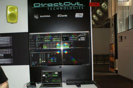 Πρεμιέρα για το Globcon της DirectOut