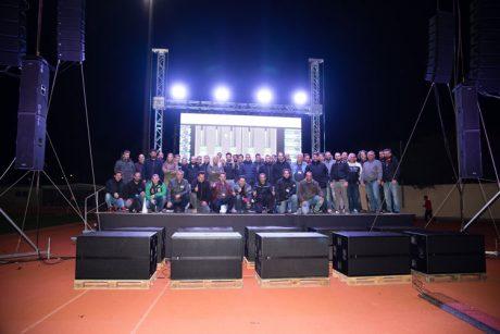 Η Ακαδημία της RCF στην Ελευσίνα
