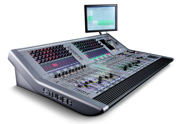 H νέα compact Vista 1 της Studer