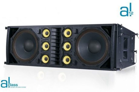 Η νέα line array ναυαρχίδα της VUE Audiotechnik έκανε ντεμπούτο στην Infocomm και περιλαμβάνει διαφράγματα βηρυλλίου…