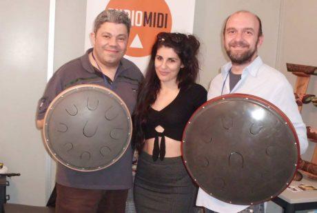 Audiomidi Music: μια ξεχωριστή παρουσία στη MWE 2017