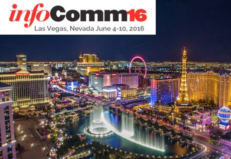 Top 6 Ηχου στην InfoComm 2016