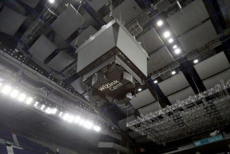 Electro-Voice και Dynacord στο 'νέο' WiZink Center στη Μαδρίτη, που ανακαινίστηκε πρόσφατα...