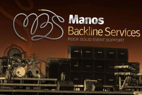 Η Manos Backline Services στη Music World Expo