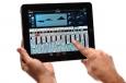 Το  iPad επί σκηνής...