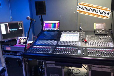 Μεγάλη επιτυχία για την 1η παγκόσμια LIVE Streaming συναυλία της Αννας Βίσση στο θέατρο Παλλάς, με την immersive σφραγίδα της KLANG…