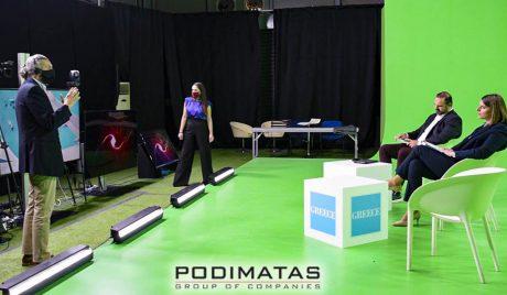 H PODIMATAS GROUP επιλέγει PROLIGHTS