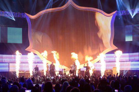 American Country Music Awards – Φωτισμοί & video