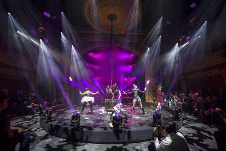 "Robe ""Cirque"" στην Prolight+Sound 2018"