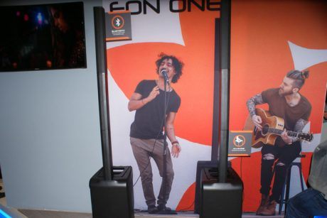JBL EON ONE - Παγκόσμια πρεμιέρα στη Φρανκφούρτη