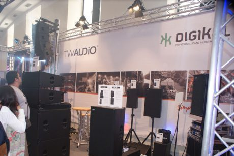 Η Digikal στη Music World Expo 2017