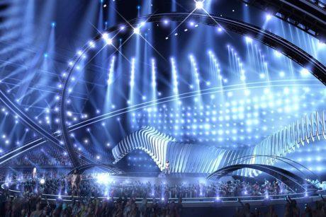 Full της DiGiCo στη Eurovision