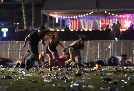 Μακελειό σε συναυλία στο Las Vegas