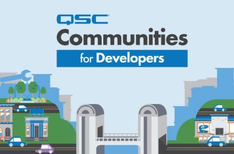 Ετοιμη η online πλατφόρμα της QSC που υποστηρίζει τη σύνδεση μεταξύ όλων των developers της, προκειμένου να μοιραστούν γνώσεις & εμπειρίες…