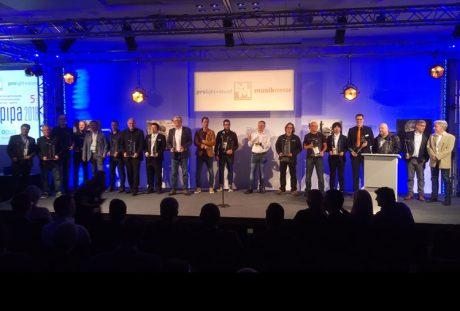 Το aLive αφού ψήφισε για τα φετινά Mipa & Pipa Awards, παρακολούθησε την τελετή απονομής τους στη Φρανκφούρτη…