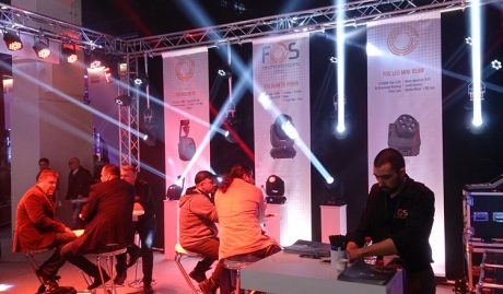 H Omikron Pro Lighting στη Φρανκφούρτη