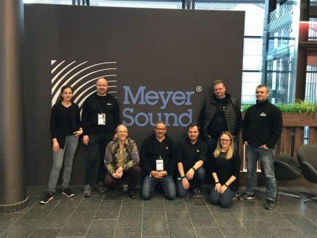 Η Meyer Sound επέστρεψε δυναμικά στην Prolight+sound, 'επενδύοντας' στην Spacemap LIVE spatial mixing πλατφόρμας της και σε σεμινάρια...