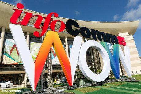 Best of InfoComm 2015, σύμφωνα με το SVC