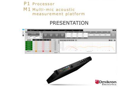 Παρουσίαση L-Acoustics P1 και M1