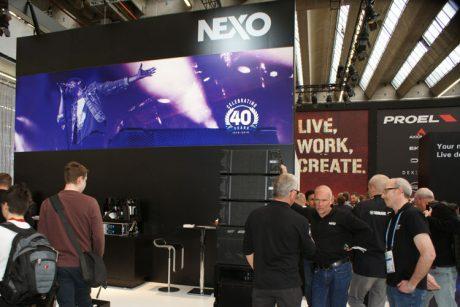 40 χρόνια Nexo με επετειακό σύστημα