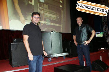 Η νέα A-Series ετοιμάζεται να αποτελέσει το νέο best seller της d&b audiotechnik, συνδυάζοντας τα πλεονεκτήματα δυο 'διαφορετικών' κόσμων...