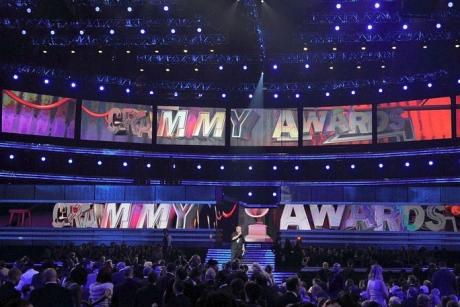 Με ηχεία της JBL η τελετή απονομής των φετινών βραβείων Grammy