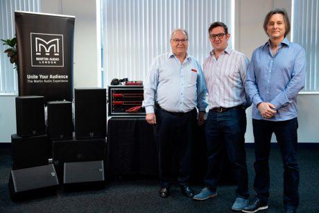 Η Focusrite απέκτησε τη Martin Audio