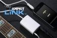 Peavey AmpKit Link στο booth της DNA
