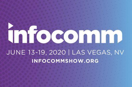 Τέλος και η InfoComm 2020