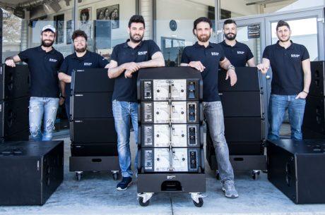 Η εταιρία Free Sound που εδρεύει στη Ρόδο, επένδυσε πρόσφατα σε ένα line array σύστημα VERA20 της TW Audio…
