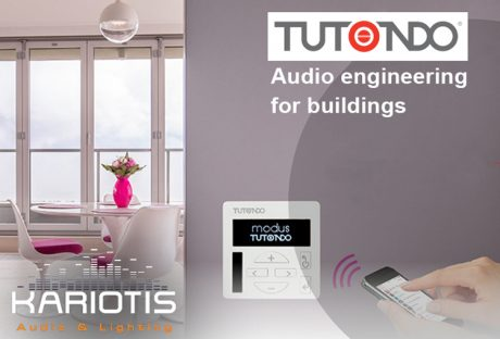 H TUTONDO στην Kariotis Audio & Lighting