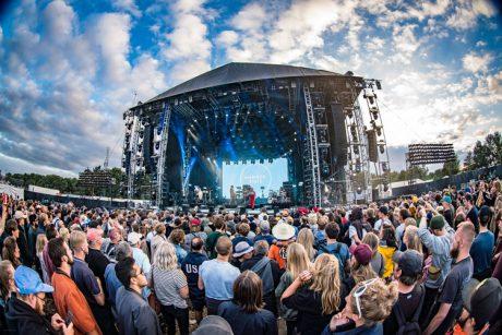 Στρατηγική συνεργασία Roskilde και Meyer Sound